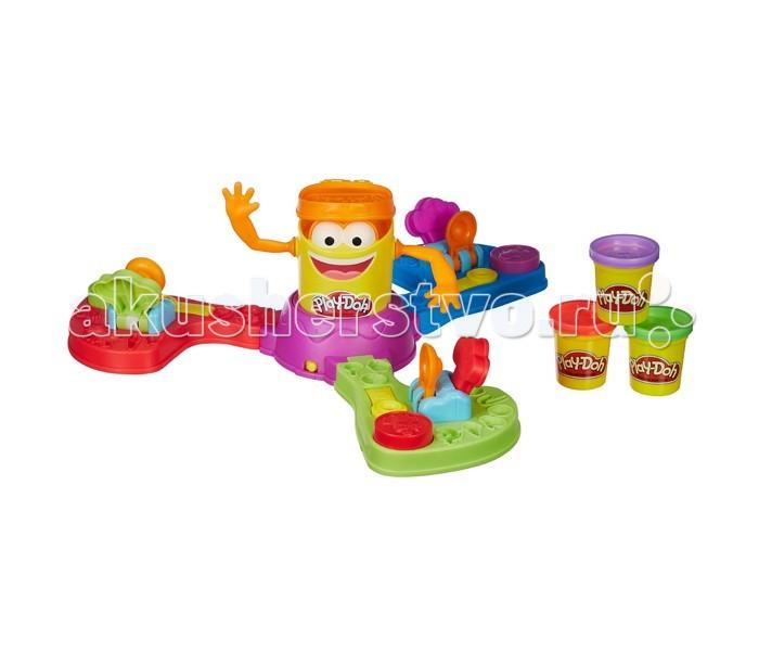 Всё для лепки Play-Doh Hasbro Игровой набор для лепки наборы для лепки play doh игровой набор сумасшедшие прически