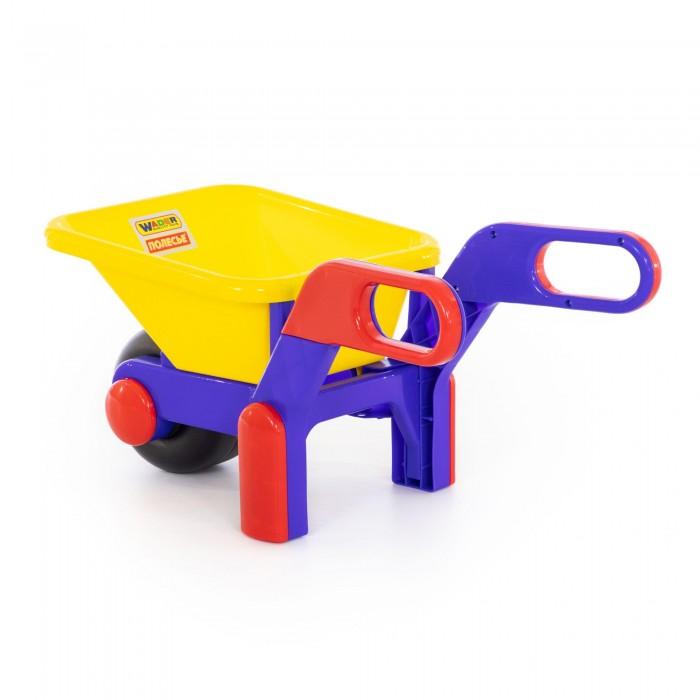 Купить Игрушки в песочницу, Полесье Тачка №4