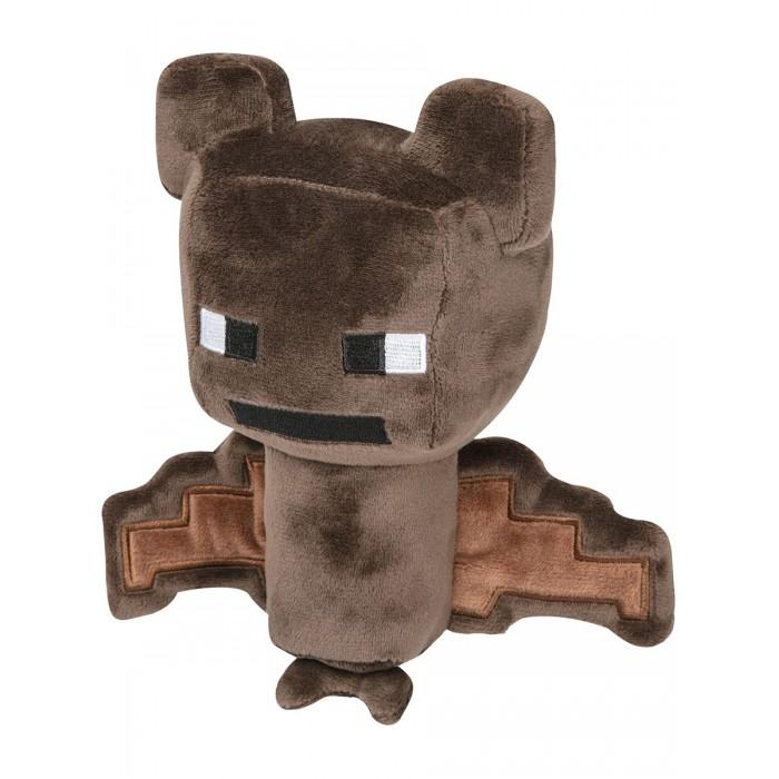 Картинка для Мягкие игрушки Minecraft Happy Explorer Bat Летучая мышь 21 см