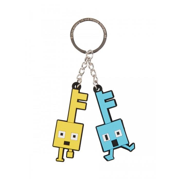 Фото - Игровые фигурки Minecraft Брелок Dungeons Keys on a Chain брелок minecraft origina craftsta