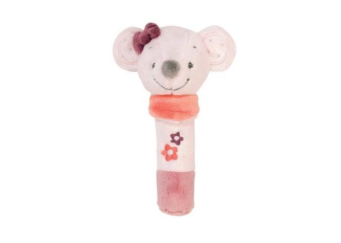 Мягкая игрушка Nattou Cri-Cris Adele & Valentine Мышка 17 см