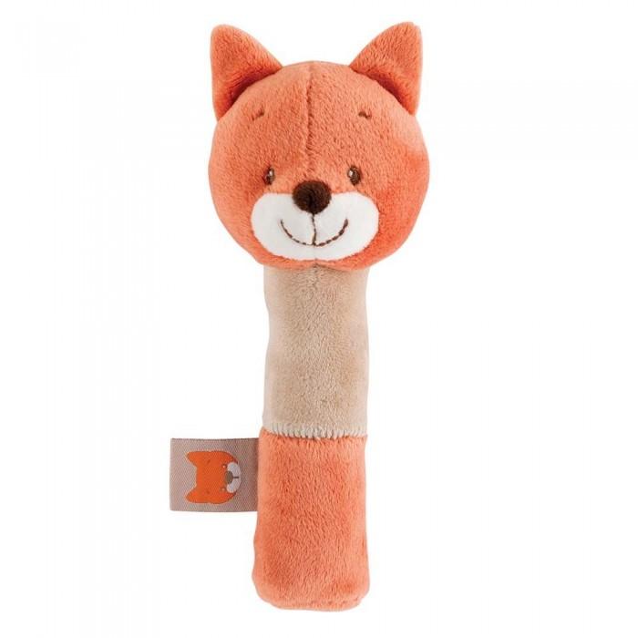 Купить Мягкие игрушки, Мягкая игрушка Nattou Cri-Cris Fanny & Oscar Лисёнок 18 см