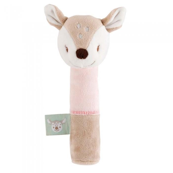 Мягкая игрушка Nattou Cri-Cris Fanny & Oscar Оленёнок 16 см