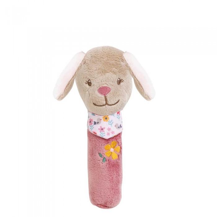 Мягкие игрушки Nattou Cri-Cris Iris & Lali Собачка 16 см мягкие игрушки nattou doudou малая iris