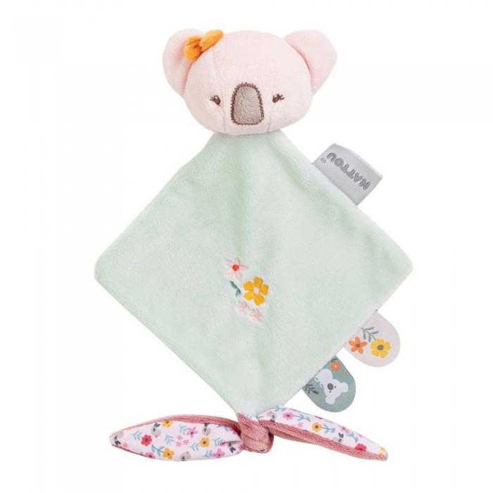 Мягкие игрушки Nattou Doudou малая Iris & Lali Коала мягкие игрушки nattou doudou малая iris