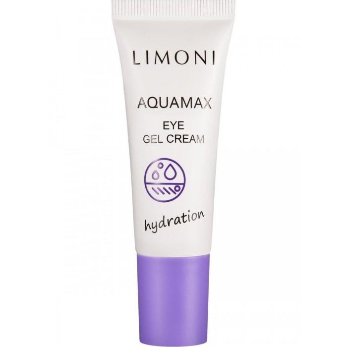 Косметика для мамы Limoni Увлажняющий гель-крем для век Aquamax Eye Gel Cream 25 мл chi luxury black seed oil curl defining cream gel