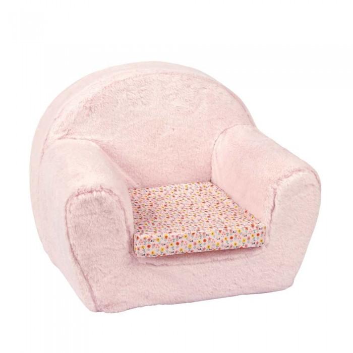 Мягкие кресла Nattou Креслице Iris & Lali Коала и Собачка мягкие игрушки nattou mini iris