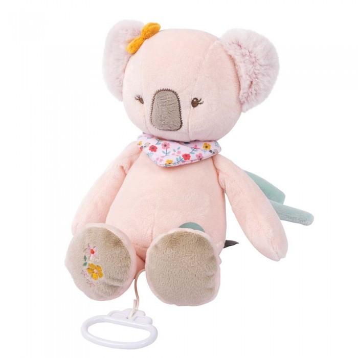 Купить Мягкие игрушки, Мягкая игрушка Nattou Iris & Lali Коала музыкальная
