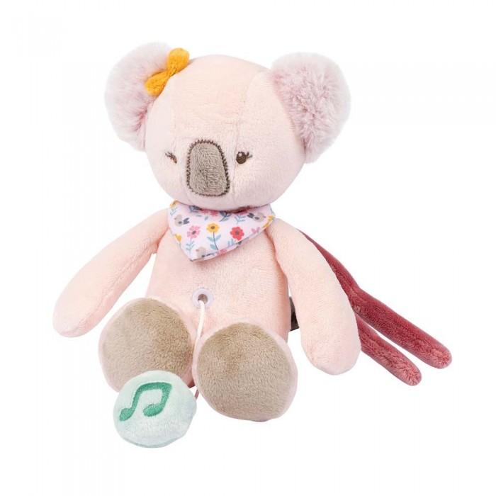 Купить Мягкие игрушки, Мягкая игрушка Nattou Mini Iris & Lali Коала музыкальная