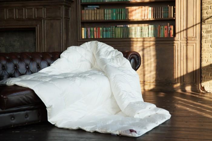 Купить Одеяла, Одеяло German Grass пуховое кассетное Luxe Down теплое 240x260 см