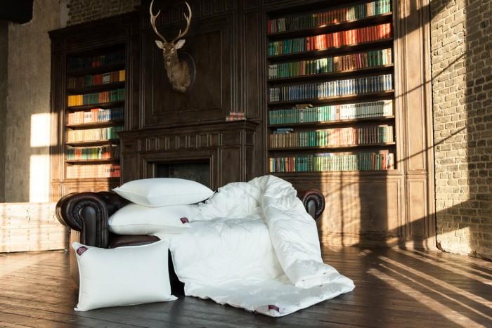 Купить Одеяла, Одеяло German Grass пуховое кассетное Luxe Down всесезонное 200x200 см