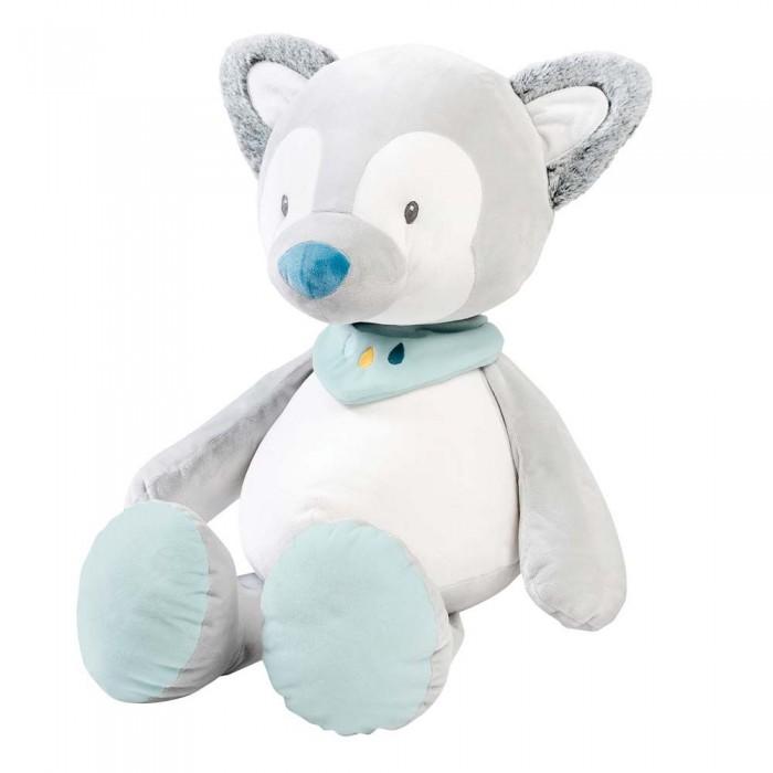 Мягкая игрушка Nattou Tim & Tiloo Волк 75 см