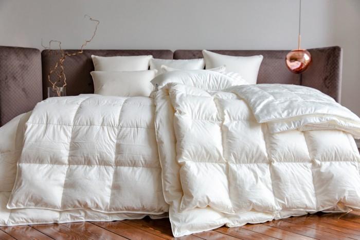 Купить Одеяла, Одеяло German Grass пуховое стеганое Cloud Down всесезонное 200x200 см