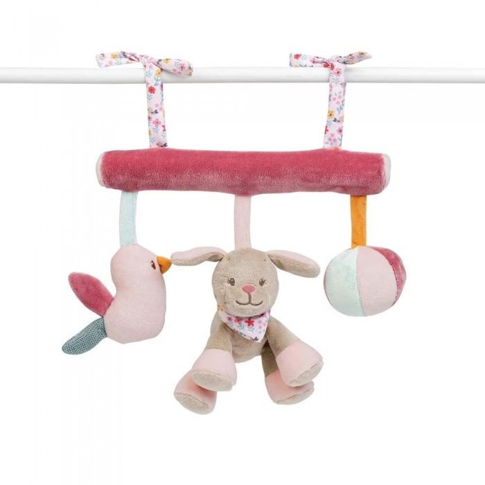 Купить Подвесные игрушки, Подвесная игрушка Nattou Iris & Lali Коала и Собачка на завязках