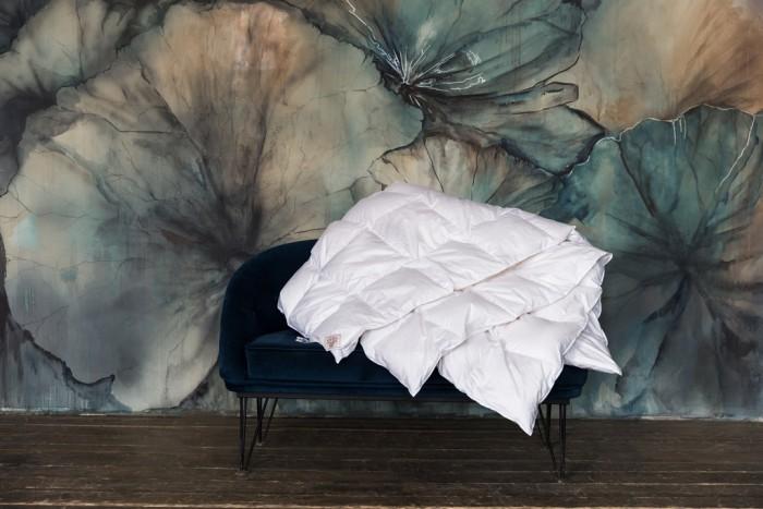 Купить Одеяла, Одеяло German Grass пуховое кассетное Royal Down всесезонное 220x240 см