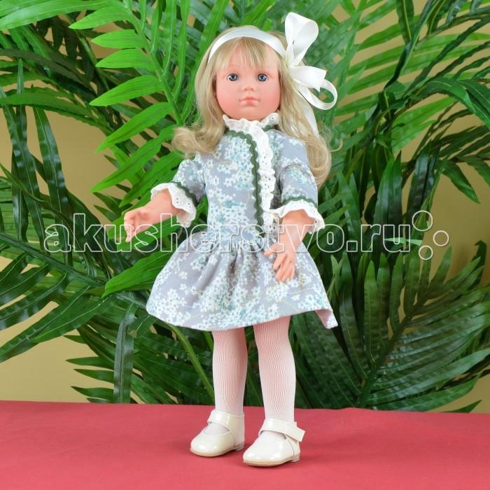 ASI Кукла Нелли 43 см 253120Кукла Нелли 43 см 253120Кукла, размер 43 см, выполнена из винила, длинные светлые волосы, в нежно-зеленом платье, в красивой подарочной коробке.<br>