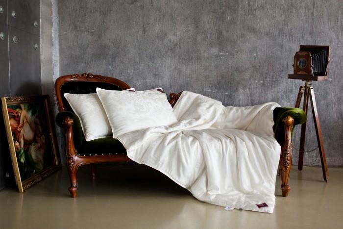Одеяла German Grass шелковое стеганое Luxury Silk всесезонное 200х220 см