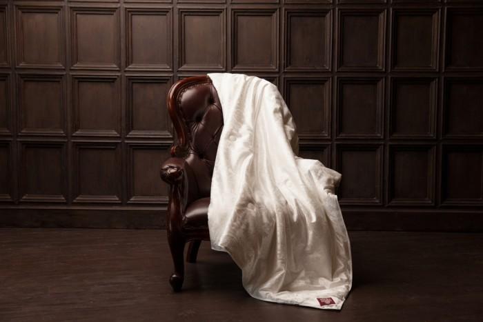 Купить Одеяла, Одеяло German Grass шелковое стеганое Fly Silk всесезонное 220х240 см