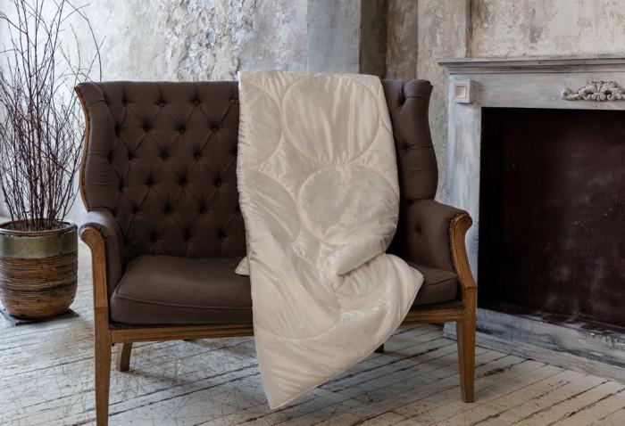 Купить Одеяла, Одеяло German Grass шелковое стеганое Silk Familie Bio легкое 200x200 см