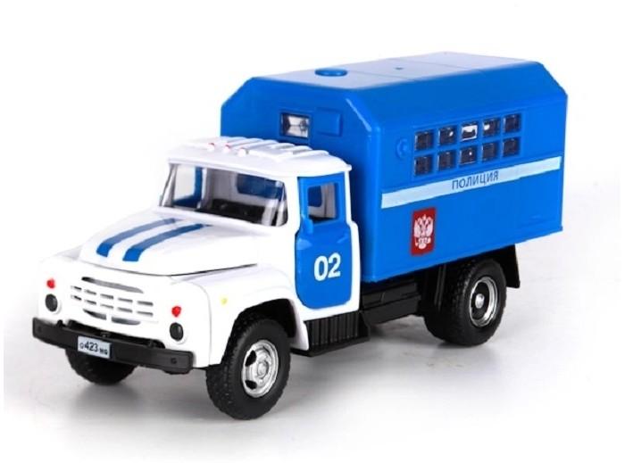 Фото - Машины Serinity Toys Инерционная машинка Зил Полиция машины maya toys машинка крутая тачка