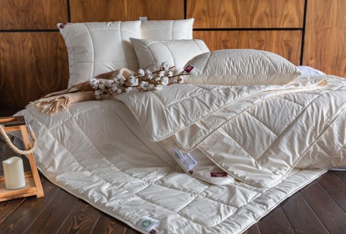 Купить Одеяла, Одеяло German Grass стеганое Cotton Down всесезонное 220x240 см