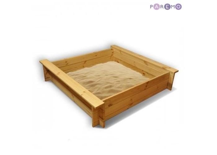 Картинка для Paremo Песочница деревянная Алладин