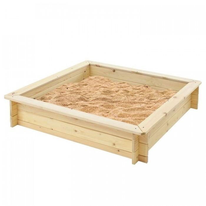 Paremo Песочница деревянная СиндбадПесочница деревянная СиндбадParemo Деревянная песочница Синдбад не только сделает отдых ребенка веселым и интересным, но и украсит Ваш дачный участок или детскую комнату.   Основные характеристики: материал: дерево (сосна) по периметру песочницы 4 лавки для удобства игры рекомендованный возраст: 3+ габариты песочницы: 110 x 110 x 25 см вес: 12 кг древесина защищена от коррозии специальной пропиткой упаковка: транспортная картонная коробка. В комплекте: каркас песочницы, фурнитура, подложка.  В комплекте: каркас песочницы, фурнитура, подложка. ВНИМАНИЕ! Внешний защитный чехол в базовую комплектацию не входит. Приобретается отдельно.  Особенность: песочница классической формы с 4-мя лавками и двойной защитой: безопасная пропитка защитит древесину от коррозии, а тканевая подложка защитит песок от прорастания травой.<br>