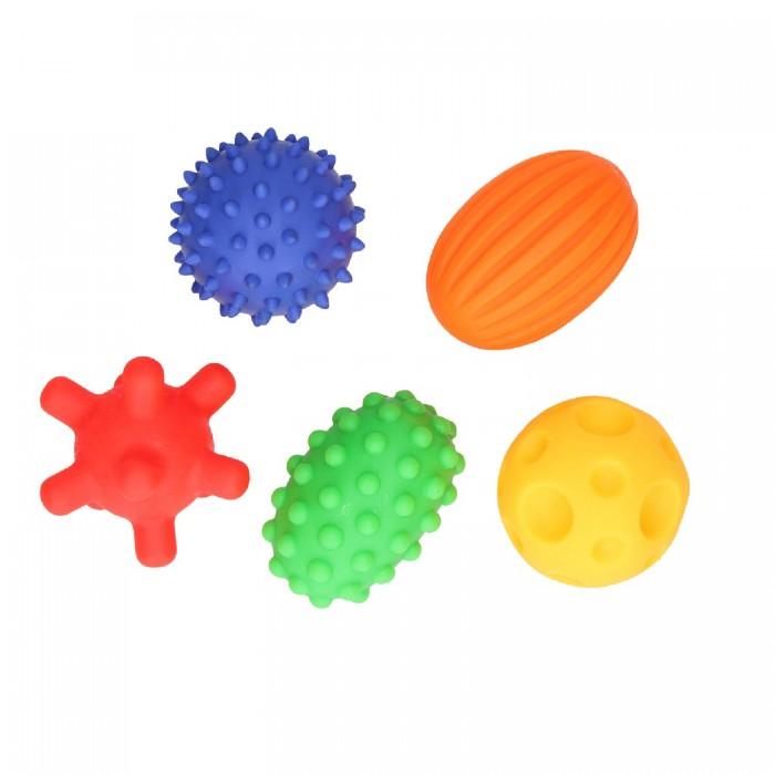 Мячи Hencz Toys Сенсорные мячи набор 5 шт.