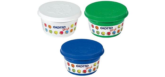 Всё для лепки Giotto be-be Super Modelling Dough масса для моделирования 462503 erich krause modelling dough 2 бан х 100 г зеленый коричневый