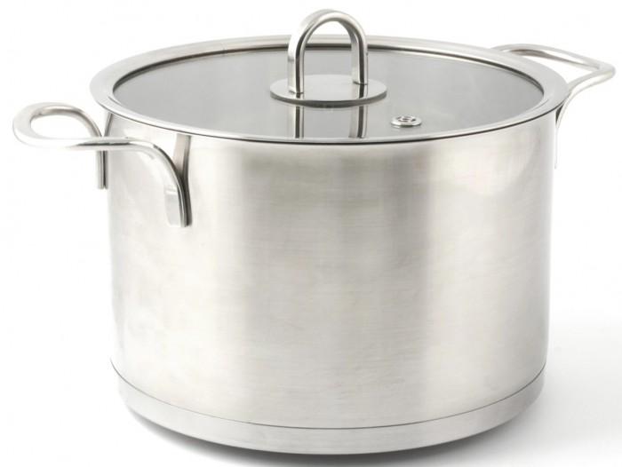 Купить Посуда и инвентарь, TimA Кастрюля матовая с крышкой Fashion 5.2 л