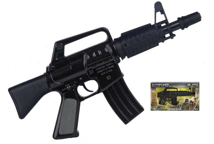 Игрушечное оружие Gonher Игрушка Штурмовая винтовка мини 136/6