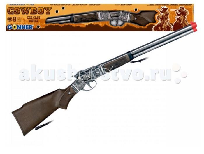 Игрушечное оружие Gonher Игрушка Винтовка (металл) 98/0
