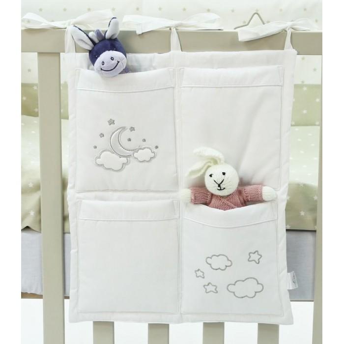 Funnababy Органайзер с карманами на кроватку Luna Chic 40х50 см