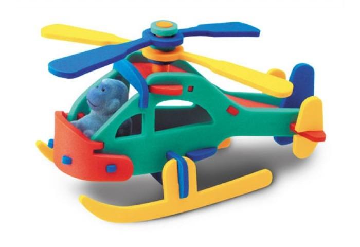Конструкторы Флексика Вертолет пассажирский развивающие игры