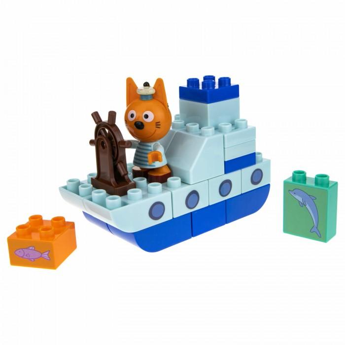Картинка для Конструкторы Три кота Коржик на корабле