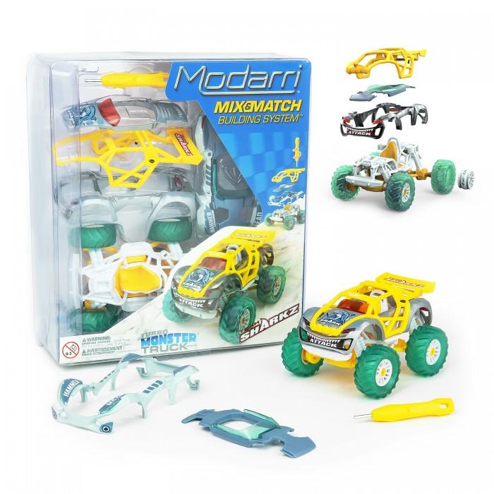 Машины Modarri Игровой набор Грузовики Команда Шаркз