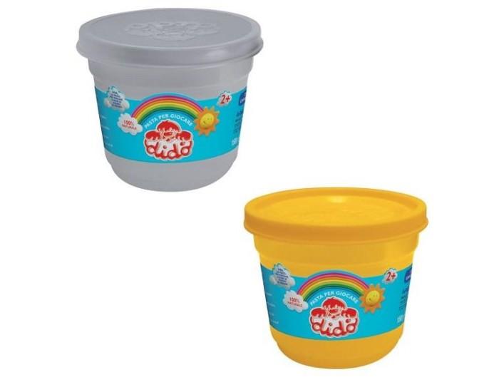 Всё для лепки Dido Тесто для лепки паста 2 шт. х 150 г 397400 всё для лепки molly тесто для лепки кондитерская фабрика