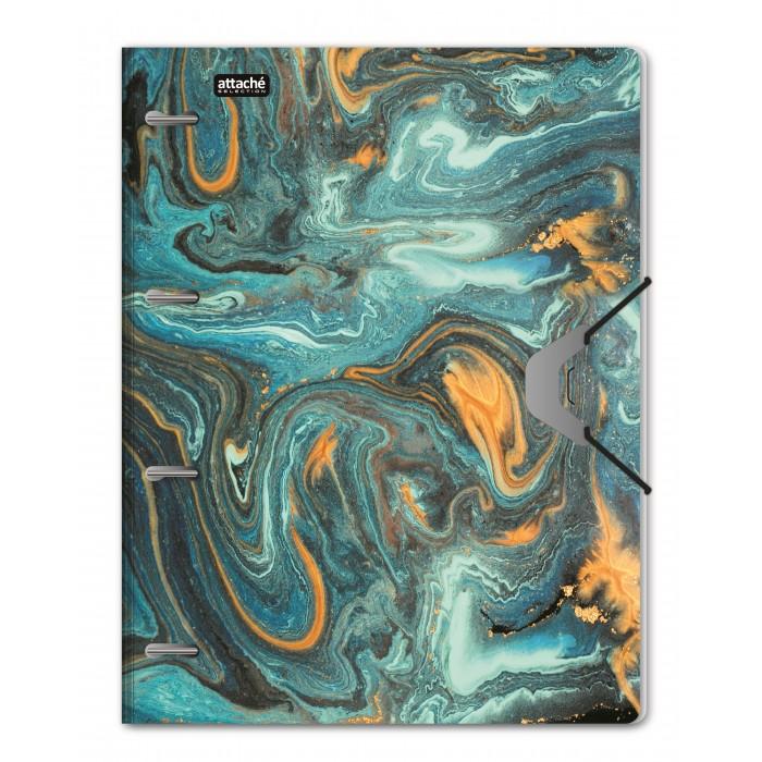 Купить Тетради, Attache Бизнес-тетрадь Selection Fluid А4 120 листов