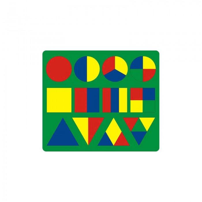 Пазлы Флексика Мозаика с геометрическими фигурами большая пазлы флексика мозаика сказка емеля