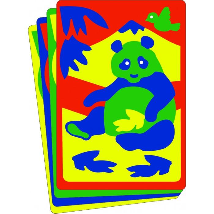 Пазлы Флексика Мозаика мягкая Панда пазлы флексика мозаика сказка емеля
