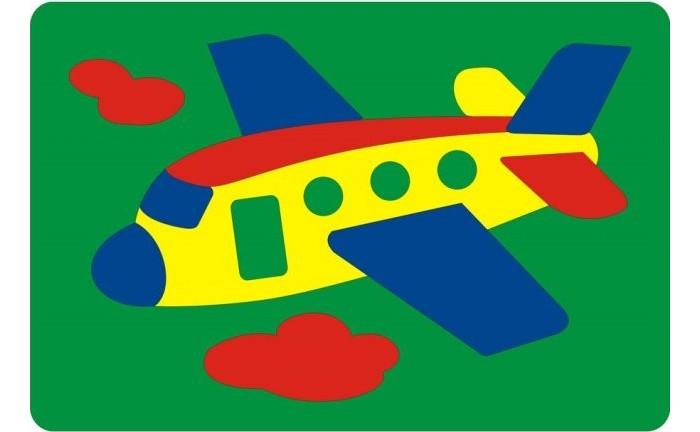 Пазлы Флексика Мозаика Самолетик пазлы флексика мозаика сказка емеля