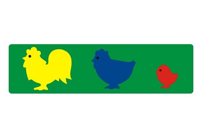 Пазлы Флексика Мозаика мягкая Птицы пазлы флексика мозаика сказка емеля