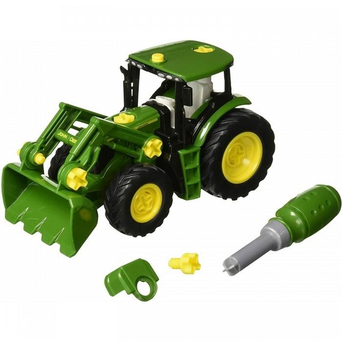 Купить Машины, Klein Игровой набор с трактором John Deere