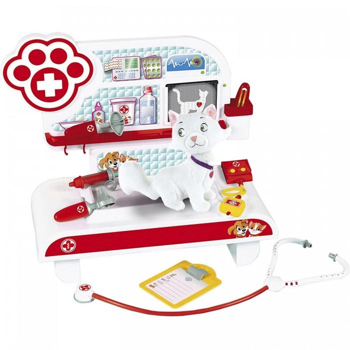 Фото - Ролевые игры Klein Игровой набор Ветеринара с кошкой ролевые игры klein игровой набор bosch с шуруповертом