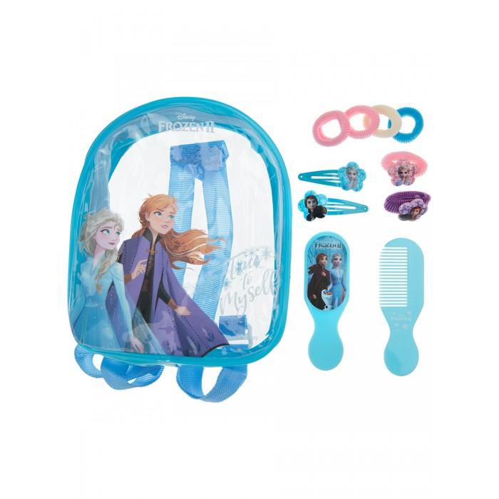 Аксессуары, Playtoday Набор аксессуаров в рюкзаке для девочек 10 шт.  - купить со скидкой