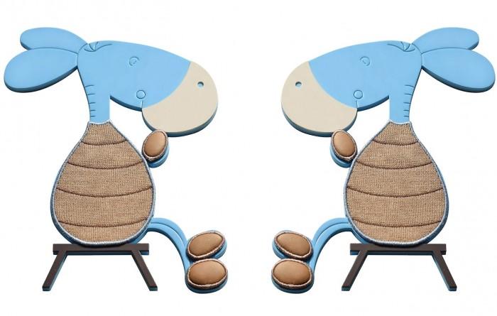 Картинка для Feretti Аппликация для шкафа Feretti Lazy Donkey