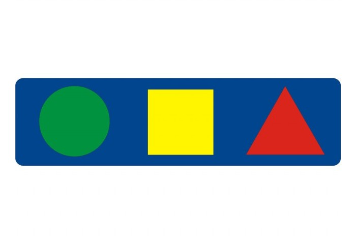 Пазлы Флексика Мозаика с геометрическими фигурами 45311 пазлы флексика мозаика сказка емеля