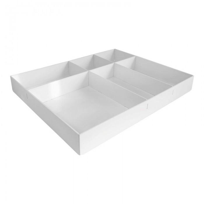 Канцелярия Attache Лоток вложение в бокс или ящик стола 6 отделений 40х255х315 мм