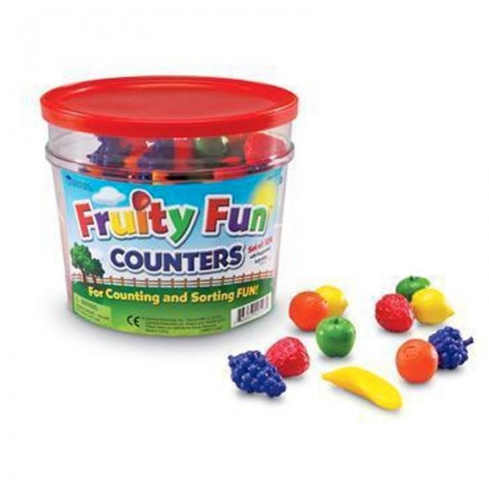 Развивающие игрушки Learning Resources Игровой набор фигурок Фрукты 36 шт.