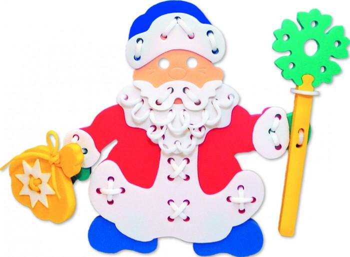 Купить Развивающая игрушка Флексика Шнуровка Дед Мороз в интернет магазине. Цены, фото, описания, характеристики, отзывы, обзоры